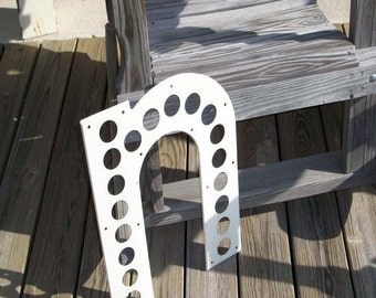 Large Metal Letter N Lower Case