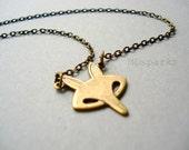 Retro Fox Necklace