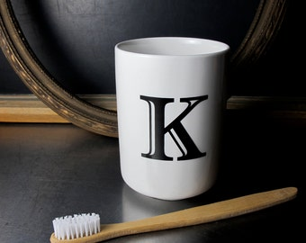 Pair of Custom Bathroom Mugs