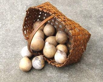 Gourds Tear Drops Ornaments Primitive Prim Bowl Filler Crafts