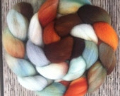 Sea Nymph - Hand dyed Falkland Combed Top - 4oz
