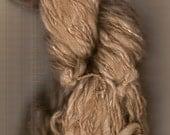 Handspun so soft alpaca and silk Pastures yarn