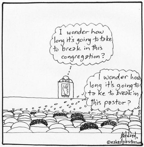 break in the pastor break in the church PRINT