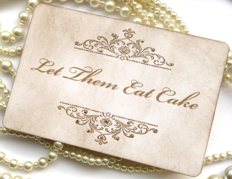 wedding signage let them eat cake desserts sign candy. Black Bedroom Furniture Sets. Home Design Ideas