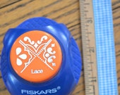 Reserved for maddieloos Fiskars Lace Edge Paper Punch