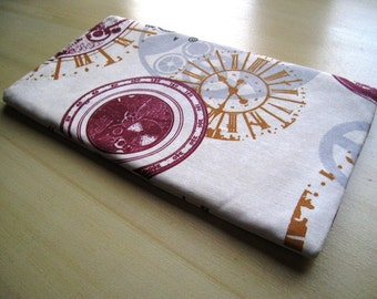 Steampunk  - Apple Wireless Keyboard Sleeve - Padded and Zipper Closure - Ready to Ship