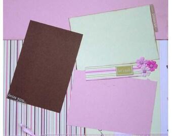 Scrapbook Pages Kit Making Memories DIY SALE - Kitsnbitscraps
