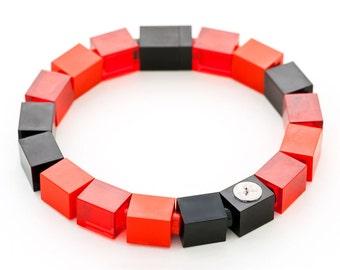 metrored 1x1 bracelet