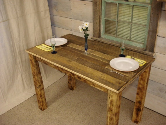 Counter Height Farm Table : Farmhouse, Counter height Table (50
