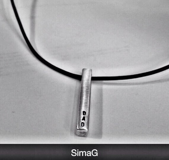 SO simple & SO beautiful - gift for him - handmade by SimaG