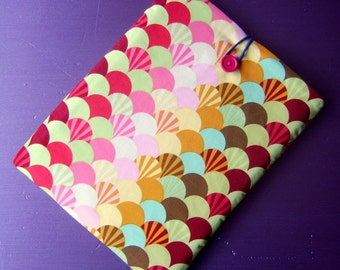 Ipad cover cozy sleeve padded featured in craft book fits ipad 1 2 3 4