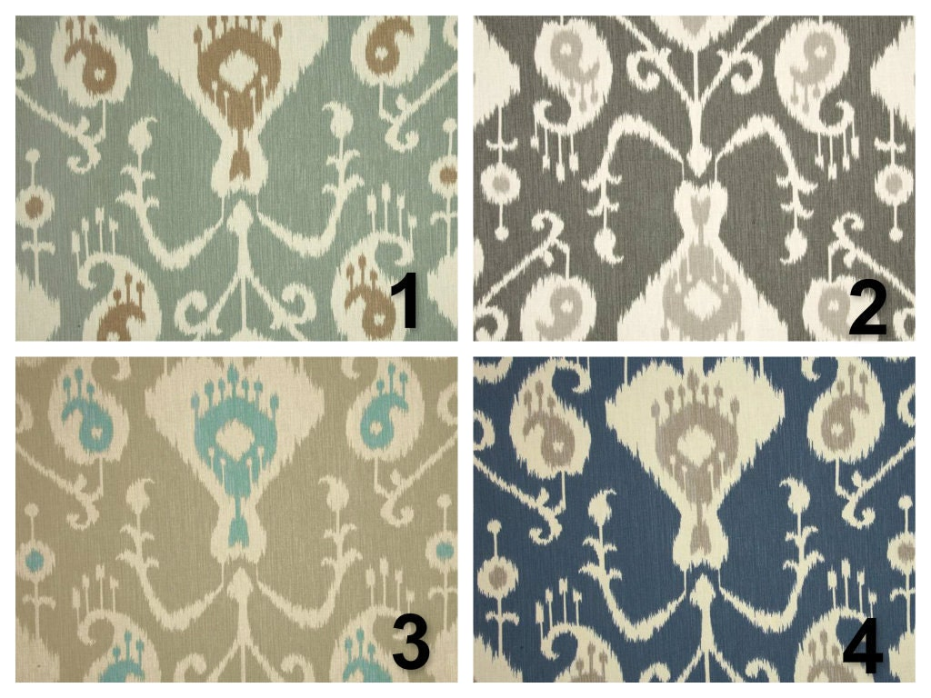 Navy Ikat Curtains Ikat curtains - magnolia home