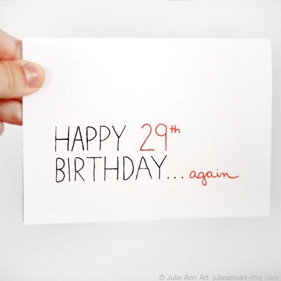 Happy 29th Birthday Quotes. QuotesGram