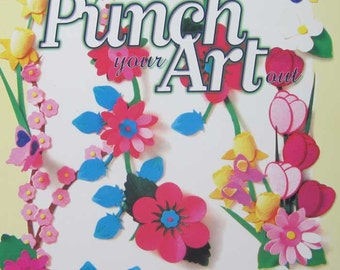 Punch Your Art Out Volume1 Paper Punching Book