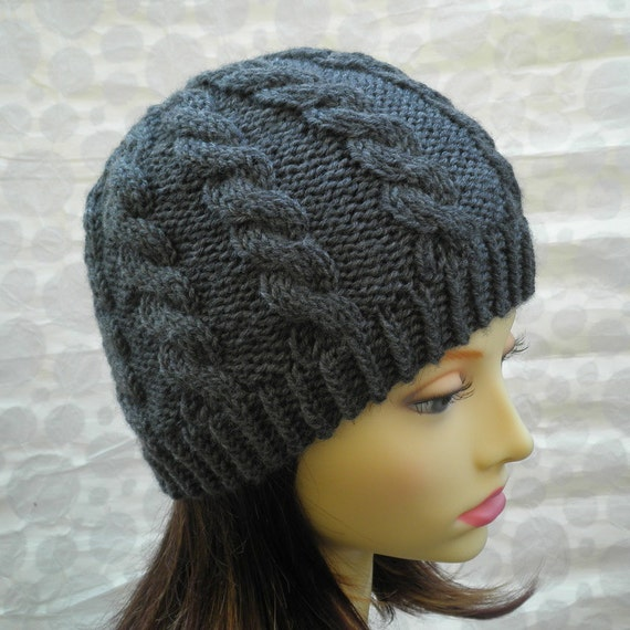 Knitting Pattern Aran Cable Hat : KNITTING PATTERN / INISHMOR/ Mans Hat Pattern / by RomeoRomeo