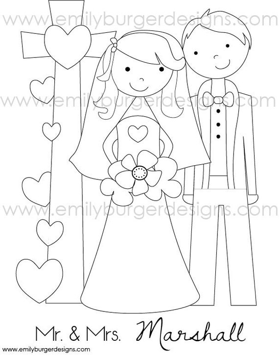 Items similar to Personalized namekids wedding