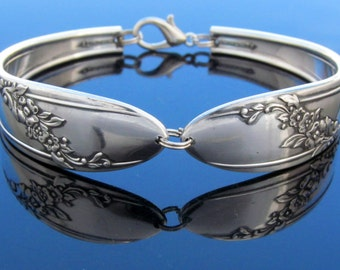 Spoon Bracelet (All Sizes) Queen Bess Pattern
