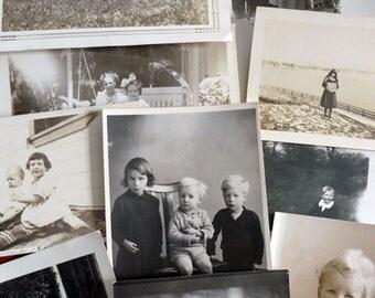 10 Vintage Photos of Children
