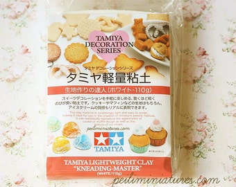 No Bake Clay - Decoden Clay - Tamiya Lightweight White Clay