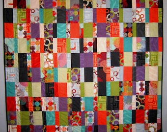 TOTALLY CHARMING Quilt from Quilts by Elena