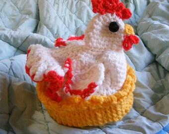 Chicken and Basket Bun Warmer
