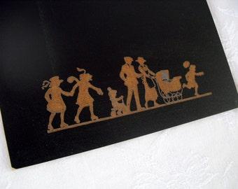 Vintage Family Chalkboard Sign - Item 1515