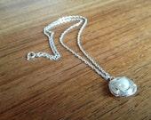 NEW MOM Birthstone Bird Nest Necklace...CUSTOM Free Shipping