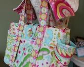 Watermelon Wishes Diaper Bag Set