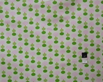 Tanya Whelan OCTW003 Sugar Hill Lantern Ivory Cotton LAMINATE Fabric 1 Yd