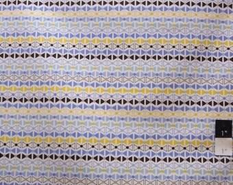 Jenean Morrison PWJM057 Power Pop Pinkerton Cornflower Cotton Fabric 1 Yard