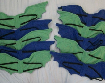 Costume Dragon Wings Party Pack of 10