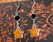 Artesia Bulldogs Earrings