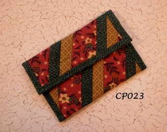 Quilted Coin Purse (CP023)