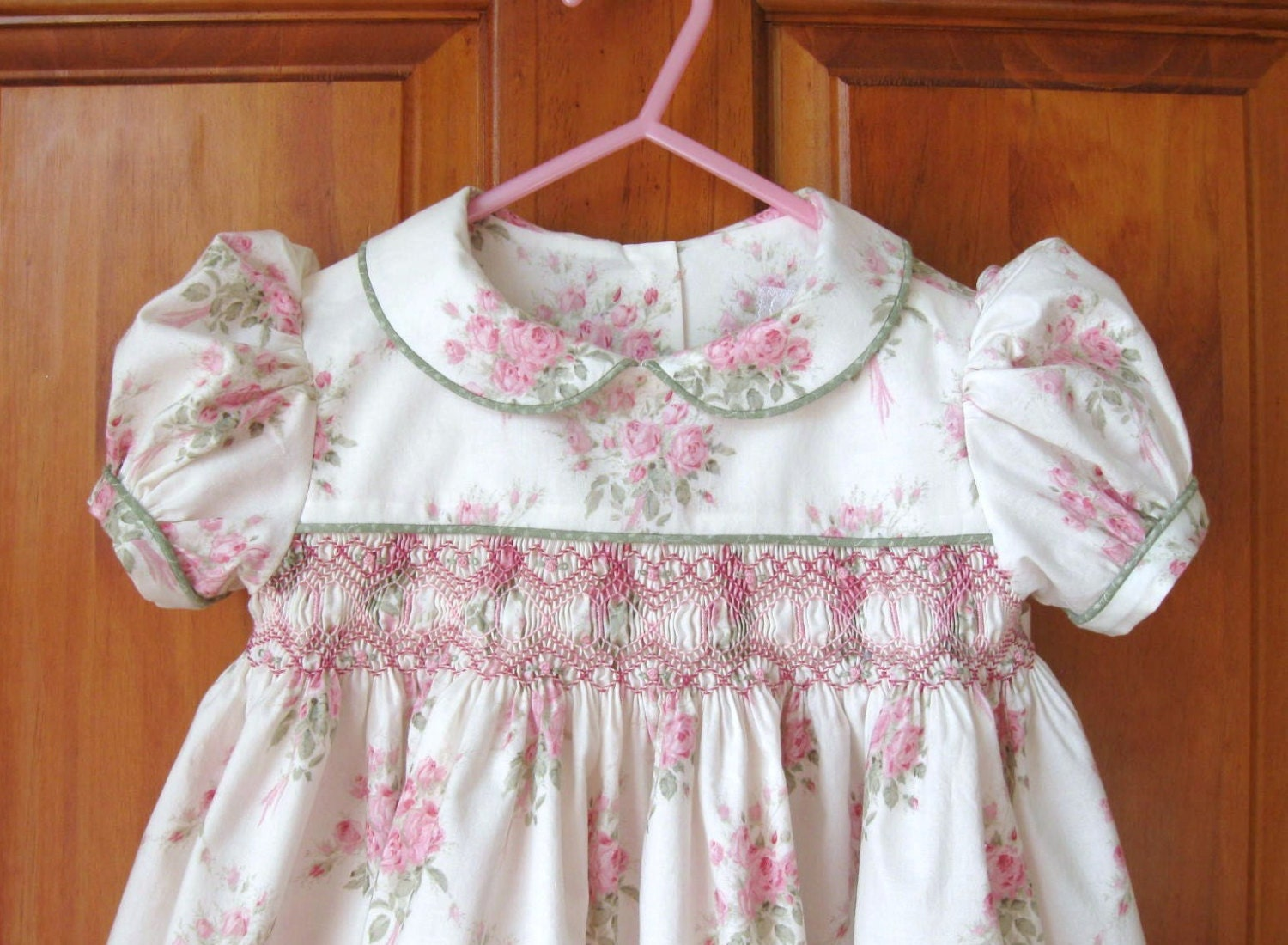 Smocked dresses remain a favorite for a girl. Comfort is key with children and this type of dress allows a girl to run and play without being confined by something tight. Its loose design offers the girl an empire waist that is cut to flow off the body.