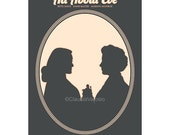 Movie poster All About Eve retro print in various sizes