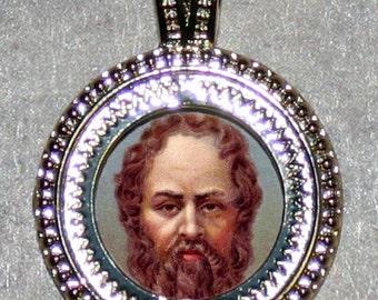 Greek philosopher SOCRATES Pendant