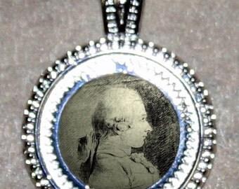 Marquis de Sade Pendant