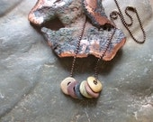 Favorite Things - Beach Stone Necklace