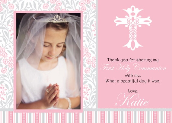 Communion Invitations Wording for adorable invitations example