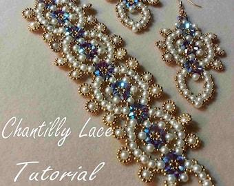 Tutorial - Chantilly Lace Bracelet
