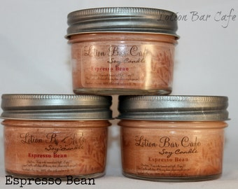 Espresso Bean Soy Candle