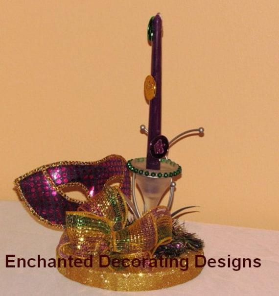 Mardi Gras Wedding Ideas: Mardi Gras Decorations Candle Wedding Theme By Decorations12