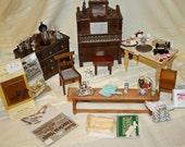 Destash Dollhouse/Miniature Lot 101