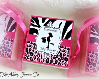 Popular items for zebra party favors on Etsy