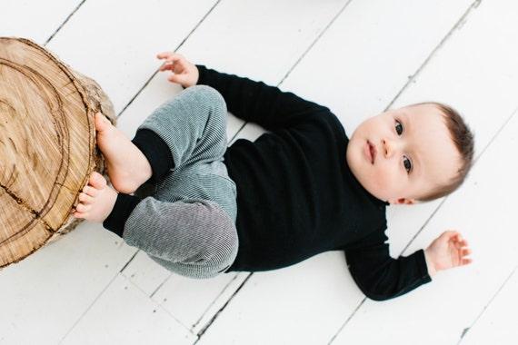 Merino wool baby pants