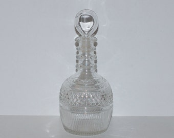 Vintage Tiffany & Co Seagram Bicentennial Decanter