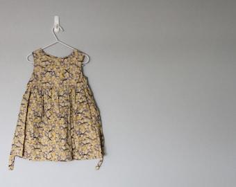 Emma Dress: Branches