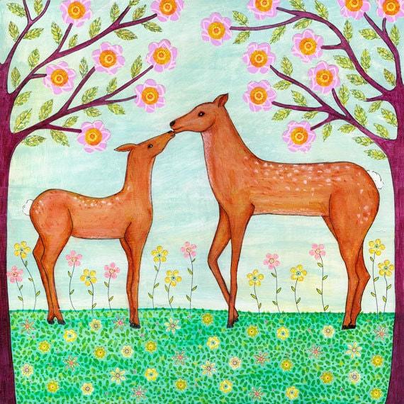 Image Result For Deer Nursery Decora