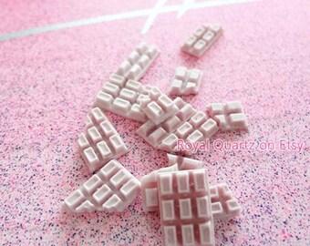 Light Pink Chocolate Bars . kawaii, cute, girly, and a great gift