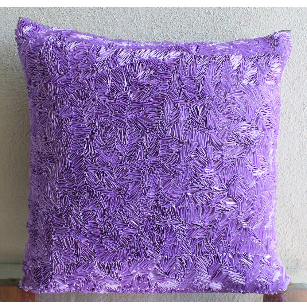 Decorative Euro Sham Covers Couch Pillow Sofa 26 Inch Silk